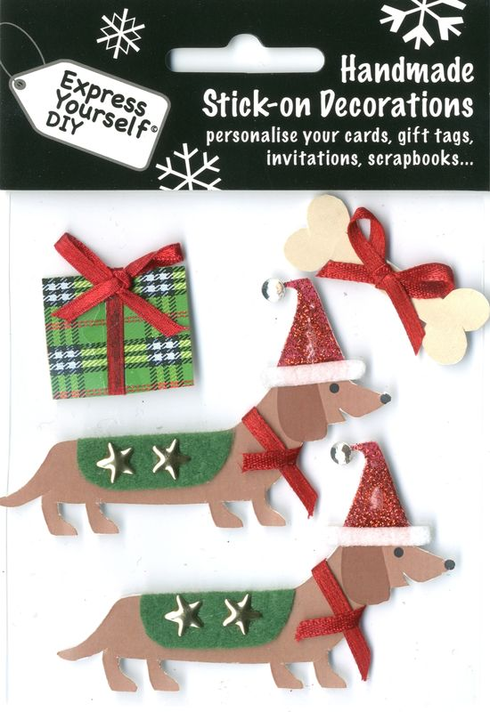 Christmas Tree Decorations For Dogs : Christmas toppers collection express yourself diy