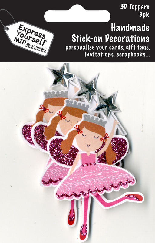 Mini multi pack toppers fairy product images