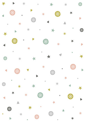 Printables,-,Multicolour,snowflakes,Paper chains, decorations, crackers, place cards, Christmas, Crafting, Template, Printables, Make Cards, Scrapbooking, Decorating, Background, Multicolour snowflakes