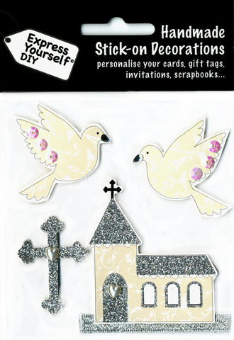 Church,,Doves,&,Cross,Craft, Church, Doves, Cross,