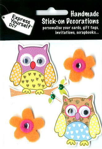 Owls,Craft, Owls