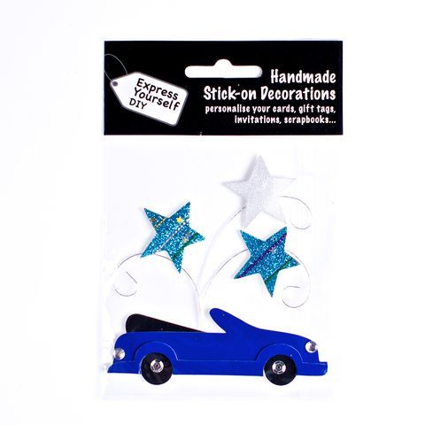 Car,&,Stars,Craft, Car, Stars