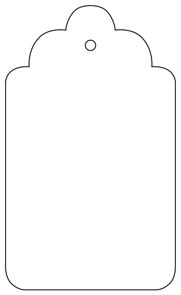 Christmas Gift Outline Templates, template, gift