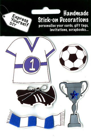 Football,Icons,Craft, Football, Trophy, Boots, Scarf, Shirt