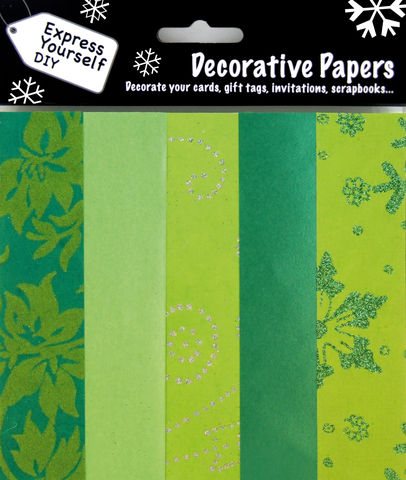 Green,Papers,Craft, Green, Papers, Patterns, Handmade, Pearl