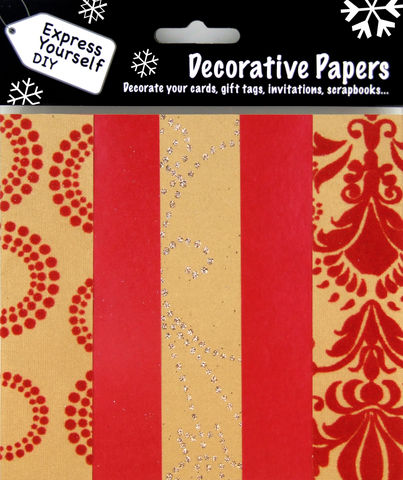 Red,&,Dark,Orange,Papers,Craft, Red, Orange, Papers, Patterns, Handmade, Pearl