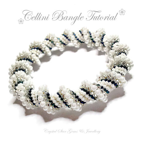 Cellini,Spiral,Bangle,Tutorial,Patterns, jewellery,cellini_spiral,bangle,beadwork,beadwoven,,toho seed beads,miyuki seed beads,miyuki drop beads