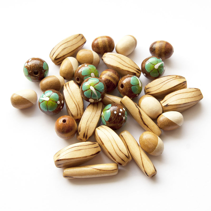Wooden Beads - product images