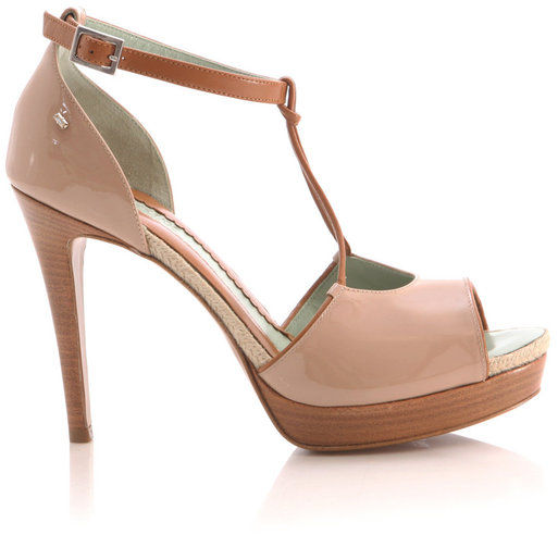 Max Mara - Patent Leather Peep-toes - product images  of