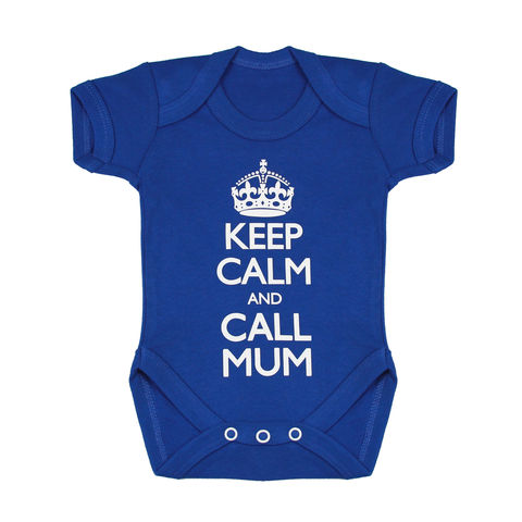 Keep,Calm,and,Call,Mum,-,Navy,Edition,Childrens wear,Baby clothes,Bodysuit,Baby_bodysuit,baby_onesie,onesie,baby_grow,Keep Calm and Carry on,Keep calm and call mum