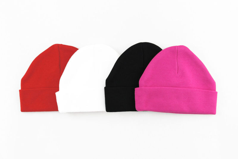 Matching Baby Beanie Hats - product image