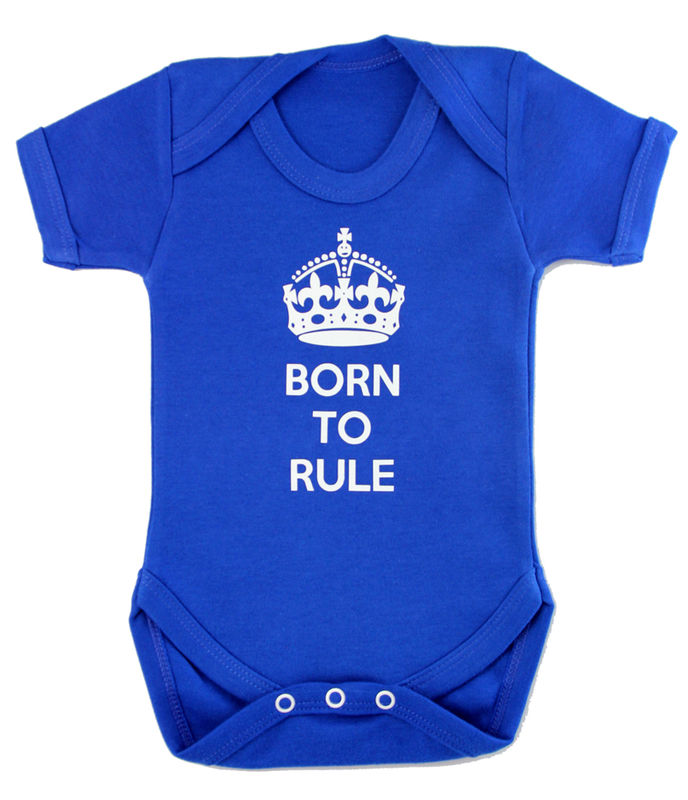 Born to Rule - product image