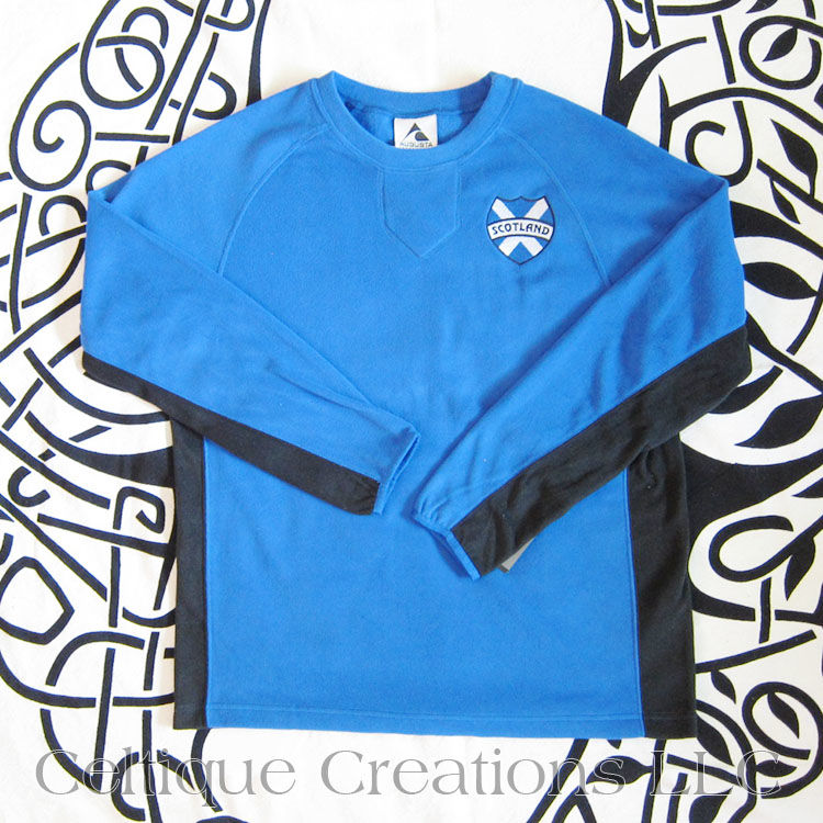 Limited Run Scotland Micro Fleece Sweatshirt - product images  of