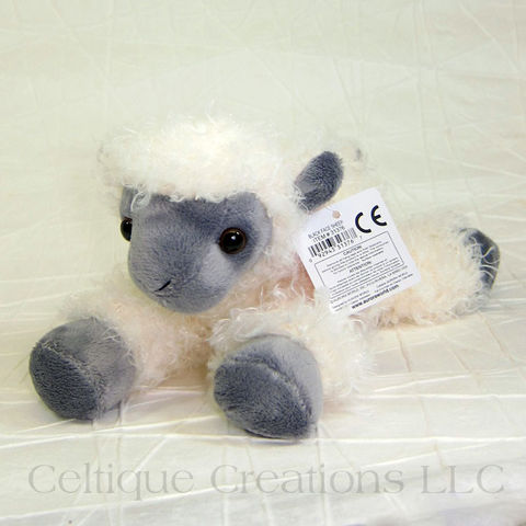 Sheep Mini Flopsies Stuffed Animal - product images  of