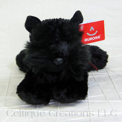 Scotty The Scottish Terrier Mini Flopsies Stuffed Animal - product images  of