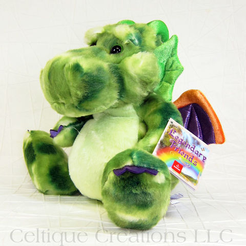 Ohen Gentleheart Dragon Stuffed Animal - product images  of