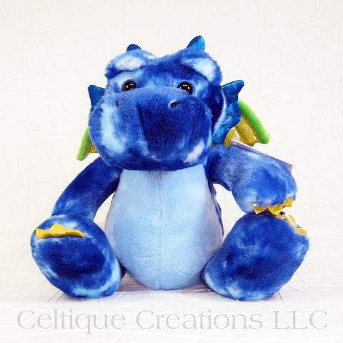Verath Firebreath Dragon Stuffed Animal - product images  of