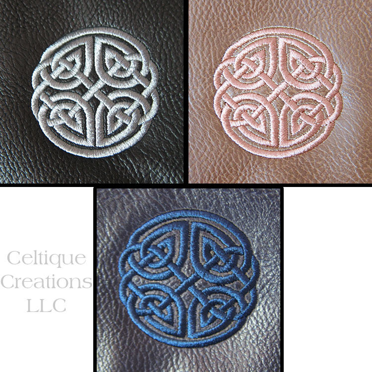 Celtic Knot Sienna Tassel Crossbody Purse - product images  of