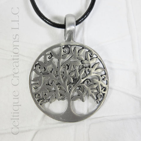 Modern,Tree,of,Life,Handmade,Necklace,Tree of Life, Celtic Tree of Life, Tree of Life Necklace, Tree of Life Jewelry, Celtic Jewelry, Celtic Pewter Jewelry, Celtic Tree of Life Necklace, Celtique Creations