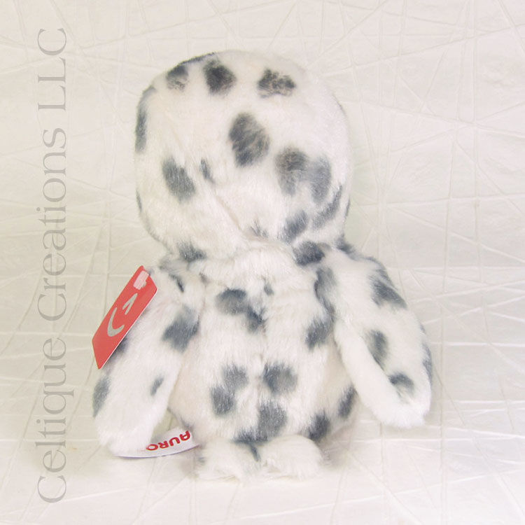 Snowy Owl Stuffed Animal Mini Flopsies - product images  of