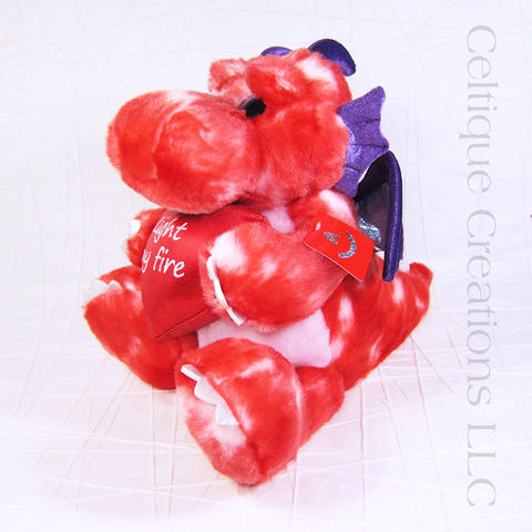 Light My Fire Red Dragon Love Valentine's Day - product images  of