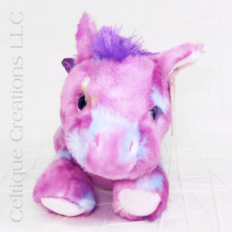 Tutti Frutti Pegasus Bright Fancies Stuffed Animal - product images  of