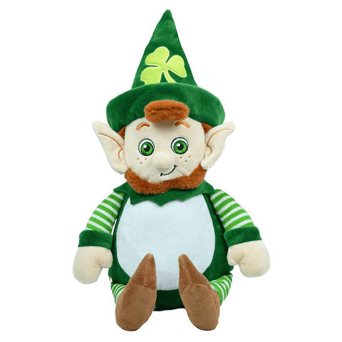Personalized,Leprechaun,Cubbies,Soft,Toy, Irish, Mythology, Fairy, Stuffed Animal, Soft Toy, Stuffie, Teddy Bear, Doll, Personalized, Custom, Cubbies, Cubby, Celtique Creations