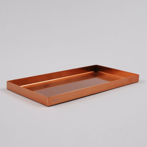 ‹COPPER,TRAY›,by,ferm,LIVING,ferm living, copper, tray, tablett, kupfer, bronze, weihnachten, modern, geschenk