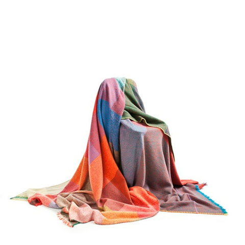 ‹THE INTEGRATE: TIME & SPACE› COLLECTION BLANKETS - product images  of