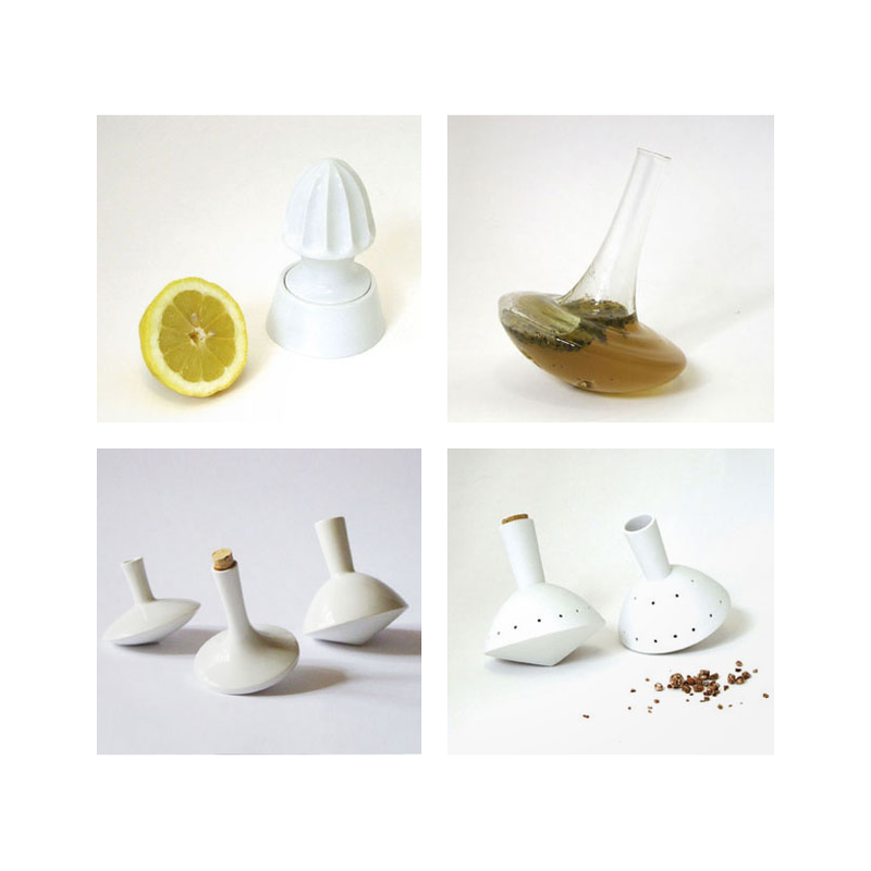 ‹LEMON PESTLE› TABLE ACCESSORIES THAT MAKE SENSE BY ULRIKE SANDNER - product image