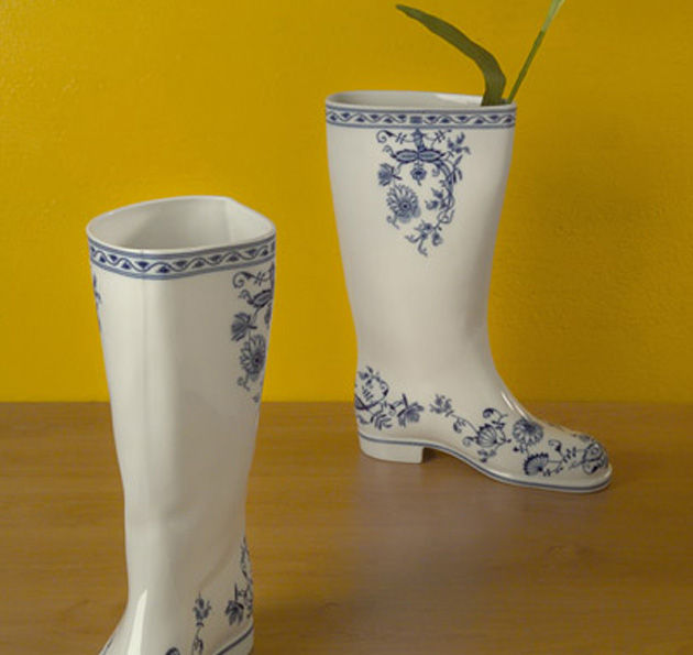 ‹WATERPROOF› READY MADE VASE - product images  of