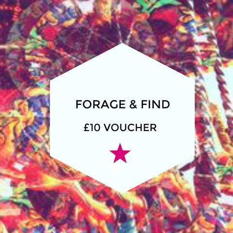 Forage,&,Find,£10,Voucher