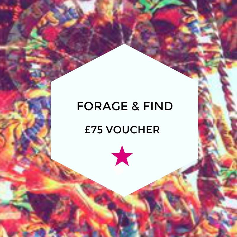 Forage & Find £75 Voucher - product images
