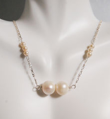 Wedding,Jewelry-,Necklace-,Fresh,Water,pearl,Necklace,in,Sterling,silver,Chain,Jewelry,pearl_necklace,white_pearl,wedding_jewelry,wedding_necklace,bridal_necklace,bridal_jewelry,bridesmaids_gift,bridesmaids_necklace,bridesmaids_jewelry,for_her,feminine_jewelry,birthstone_necklace,june_birthstone,sterling silver wire,s