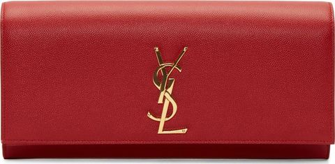 SAINT,LAURENT,YSL,Leather,Patent,Clutch,saint laurent clutch, ysl clutch, saint laurent,