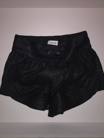 Helmut,Lang,Shorts,helmut lang, lang, shorts, leather shorts, black shorts, designer shorts