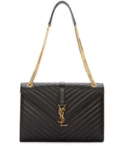 Saint,Laurent,YSL,Chevron,Shoulder,Bag,YSL CHEVRON, YSL BAG, YSL, SAINT LAURENT, SAC DU JOUR, YSL CROSSBODY