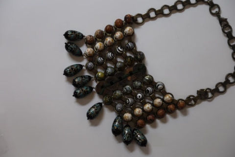 DANNIJO,Beaded,Necklace,dannijo jewelry, dannijo on consignment, consignment jewelry