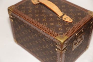 Louis,Vuitton,Trunk,Louis Vuitton, Vintage, Travel, Trunk, Consignment