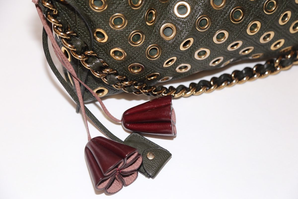 MARC JACOBS LEATHER SHOULDER BAG  - product images  of