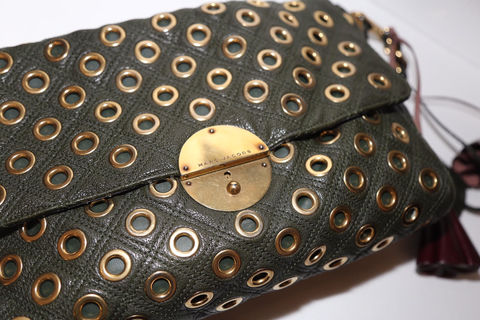 MARC,JACOBS,LEATHER,SHOULDER,BAG,MARC JACOBS HANDBAG, MARC JACOBS CONSIGNMENT, MARC JACOBS LEATHER GOODS, MARC JACOBS
