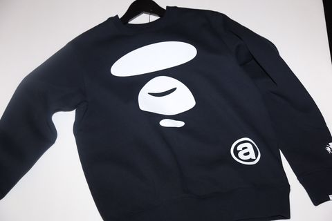 Aape,by,A,Bathing,Ape,Sweatshirt,Bape, A Bathing Ape, clothing, consignment