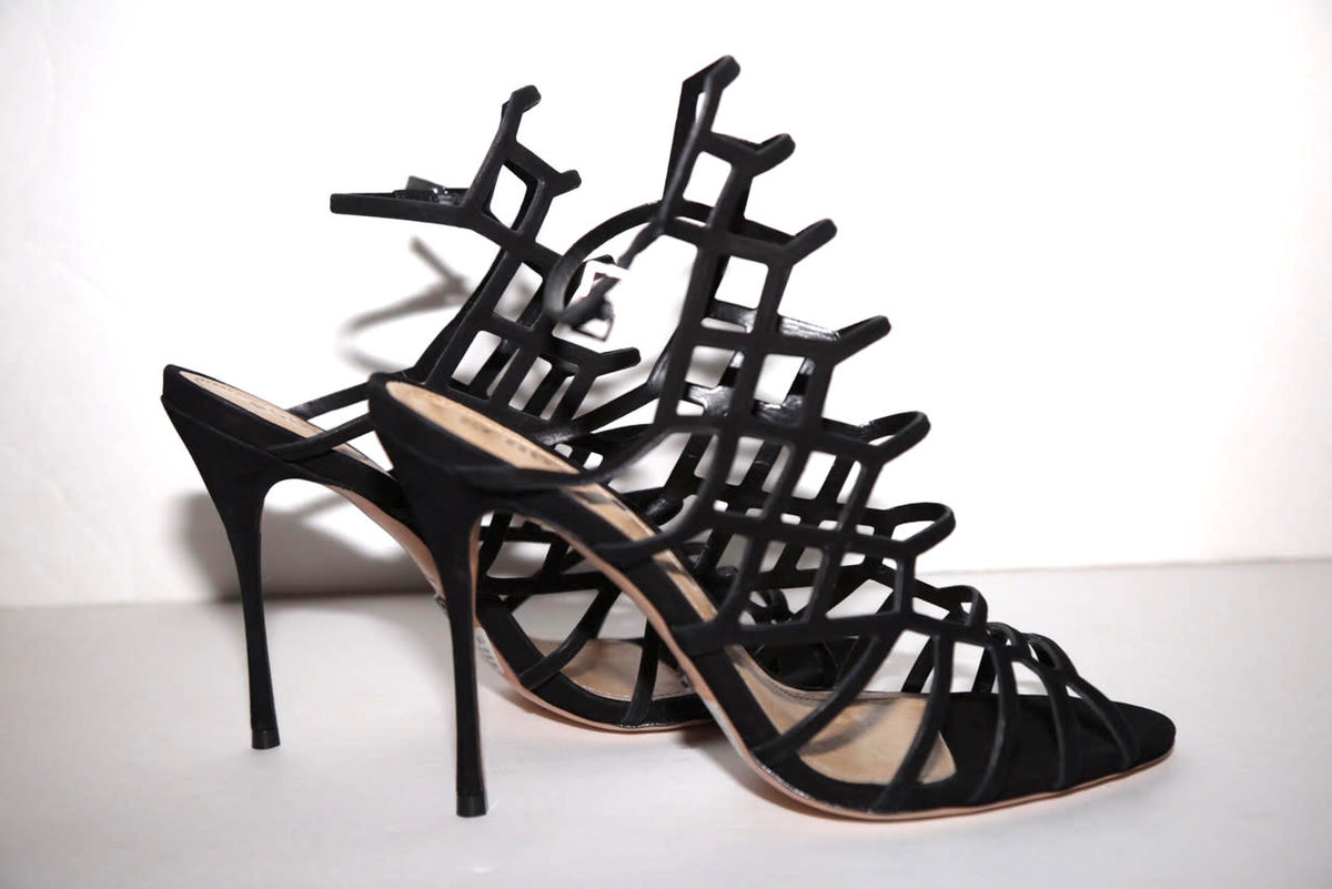 Schutz Cage Sandals  - product images  of