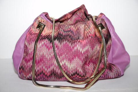 Missoni,Knitted,Shoulder,Bag,Missoni bag, Missoni shoulder bag