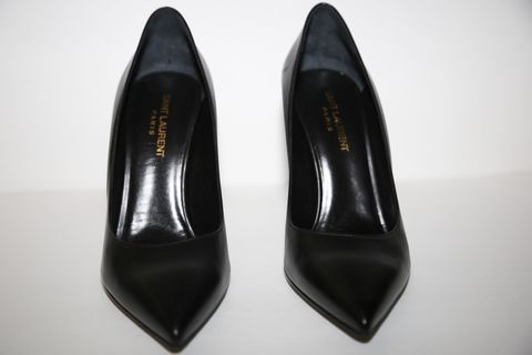 Saint,Laurent,Classic,Pump,Saint Laurent, saint laurent classic black pump, saint laurwnt