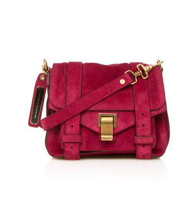 SOLD-,Proenza,Schouler,Raspberry,PS1,Satchel