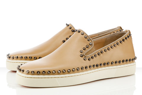 SOLD-Christian,Louboutin,Pik,Boat,Shoe,mens sneaker, mens spikes, mens boat shoes