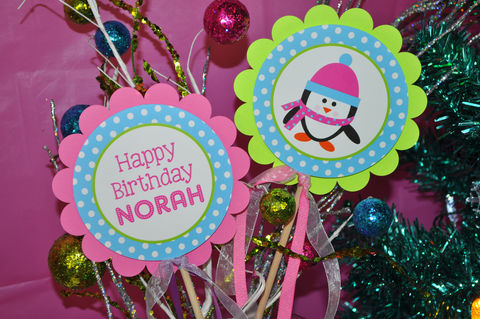 Penguin,Centerpiece,Sticks,-,Girl,Birthday,Party,Winter,Onederland,Decorations,Set,of,4,birthday centerpieces, penguin centerpiece sticks, girl penguin, girl penguin centerpieces, penguin birthday, penguin birthday invitations, girls penguin birthday party, penguin birthday party stickers, penguin birthday decorations, penguin party, girls p