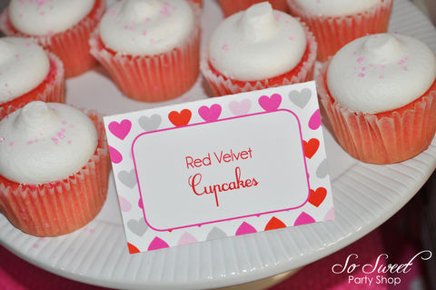 Valentine,Birthday,Food,Label,Buffet,Cards-,Valentine's,Day,-,February,Heart,Chevron,Decoration,Set,of,12,valentines day party food label cards, valentine birthday buffet labels, heart party decorations, heart valentine candy labels, valentines day birthday party, birthday decorations, birthday party food label cards, birthday party, 1st birthday