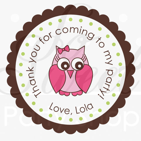 24,Owl,Birthday,Stickers,-,Girls,Decorations,Woodland,Birthday,,Owl,,Forest,Theme,favor sticker labels, party favors birthday stickers, party favor bag stickers, containers labels, envelope seals, party decor labels